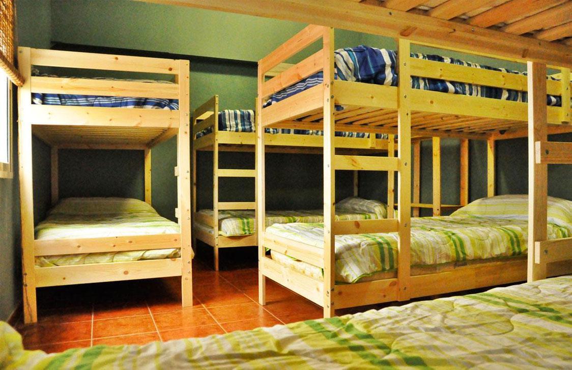Elige el tipo de alojamiento que se ajusta a ti