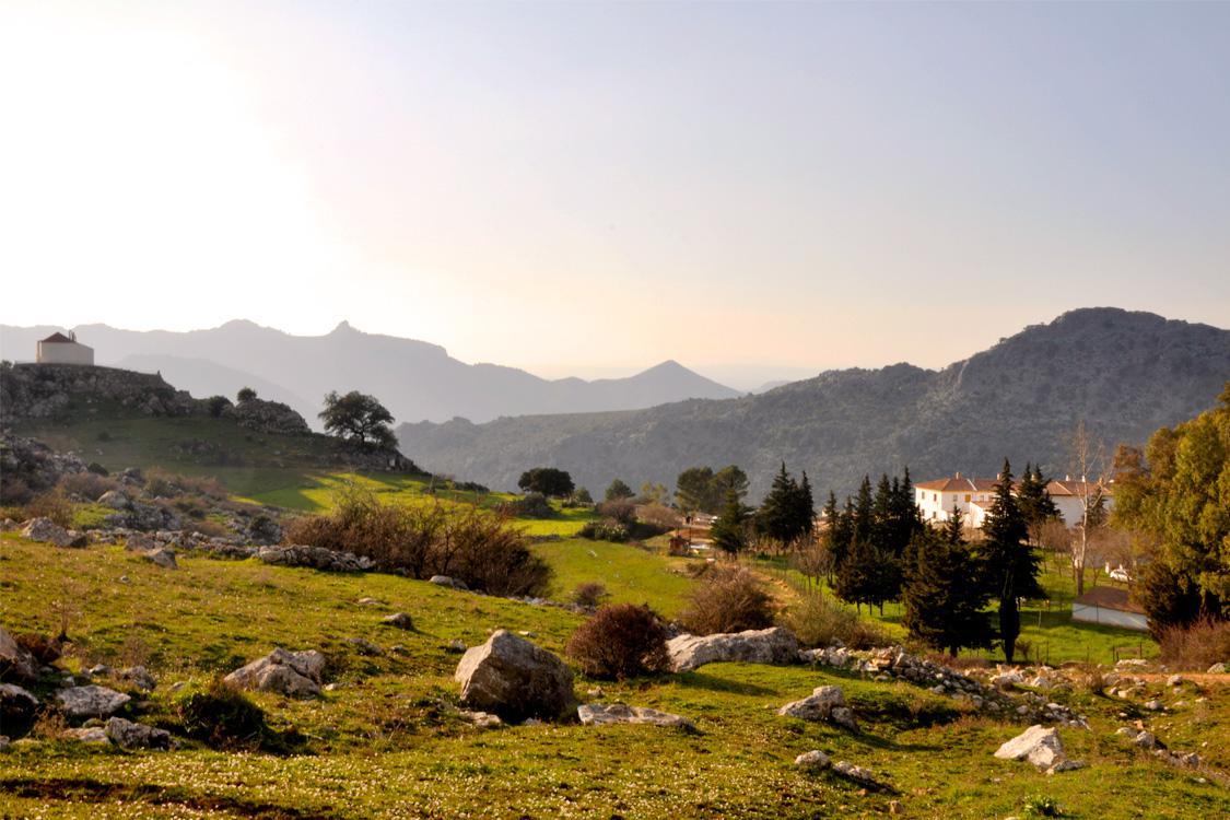 Benaocaz y Sierra de Grazalema